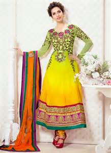 New fashionable punjabi salwar kameez suits dress for womens girl 4