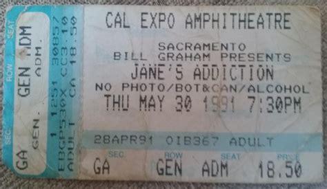 sacramento bee ticket section janesaddiction org tour info jane s addiction may 30