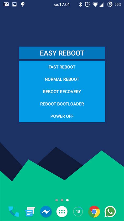 quickboot apk easy reboot material design 187 apk thing android apps free