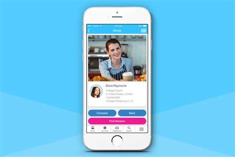 app design nz modern professional app design for aispot as by