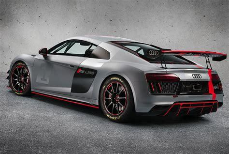 audi r8 audi r8 lms gt4 unveiled sportscar365