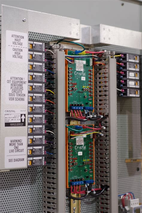 ge lighting relay panel panneaux 192 relais cristal controls smart energy