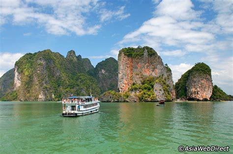 james bond island island  phang nga bay