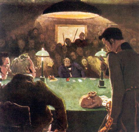 gambling house at the gambling house alexandre benois wikiart org encyclopedia of visual arts