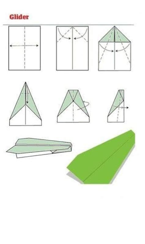 How To Make A Regular Paper Airplane - paper airplane designs 12 pics