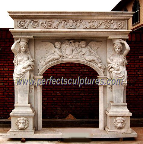 antique marble table ls china carved marble fireplace with mantel qy ls203