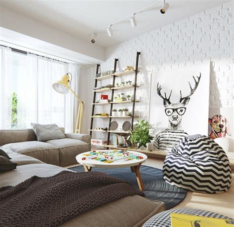 wohnzimmer skandinavisch skandinavisch wohnen inspirierende einrichtungsideen
