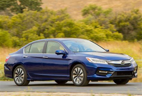Honda Civic 2017 Horsepower by 2017 Honda Accord Hybrid Gets More Horsepower Better