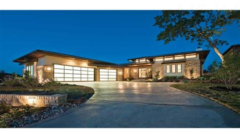 modern ranch style house modern ranch style house plans contemporary ranch style