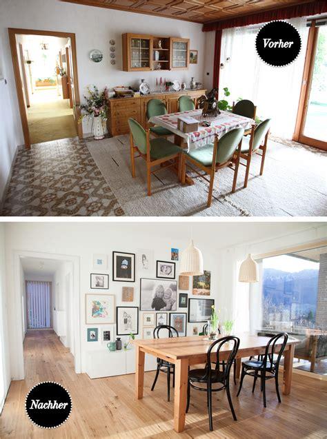Esszimmer Vorher Nachher by Vorher Nachher Das Esszimmer Wohnprojekt Wohnblog F 252 R