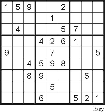 printable easy sudoku free printable sudoku games page printable easy sudoku