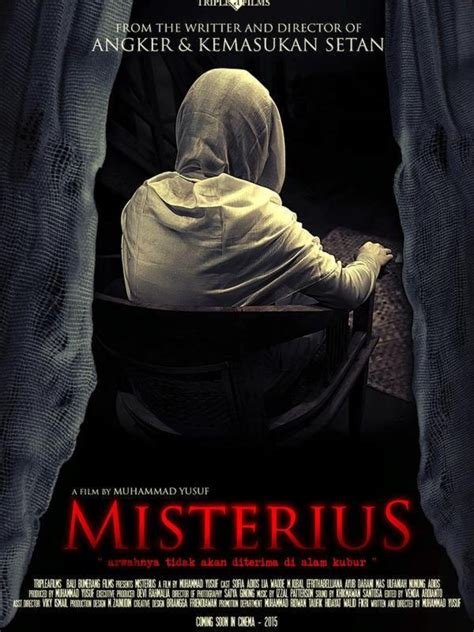 movie hantu indonesia lucu film horor lia waode misterius rilis 2 poster