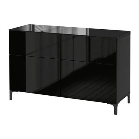 besta desk combination best 197 storage combination with drawers black brown