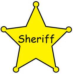 badge buddy template sheriff badge clipart clipart kid
