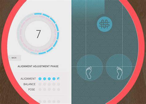 Tas Tapis Bordir 7 le tapis de intelligent smartmat pour perfectionner ses postures francoischarron