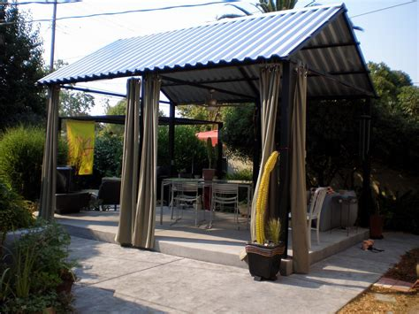 Simple Wood Patio Covers