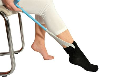 sock aid invention source reliableliving