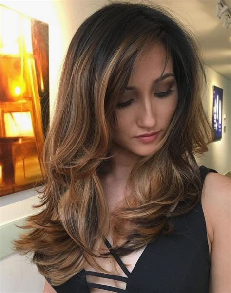 hairstyles for long thick hair with bangs 25 most beautiful hairstyles with bangs in 2018 sensod