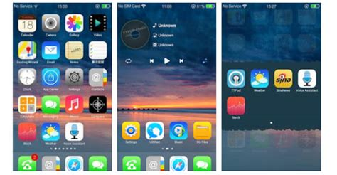 themes for clean ui launcher cara mengubah tilan android menjadi iphone gadgetren
