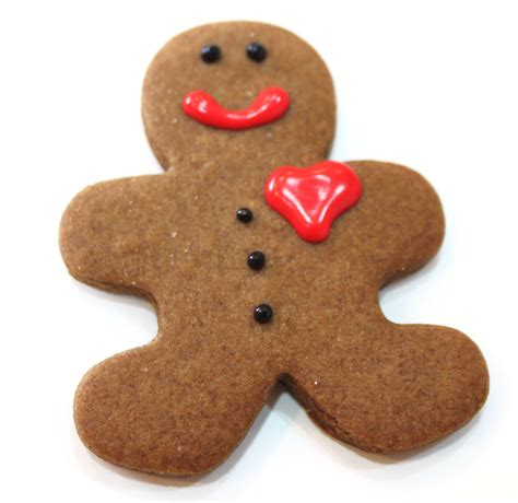 Decorating Gingerbread by Gingerbread Cookies Recipe Dishmaps