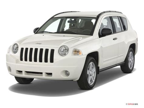 2008 jeep compass pictures angular front u s news