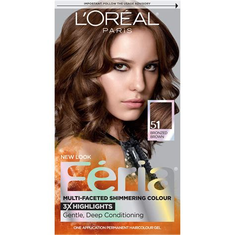loreal feria hair color l or 233 al feria multi faceted shimmering