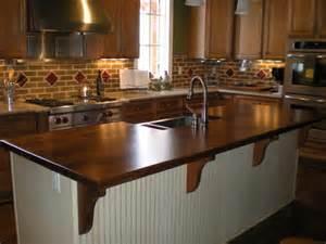 Maple Corbels Afromosia Custom Wood Countertops Butcher Block