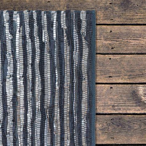 recycled leather rug recycled leather rug rugs ideas
