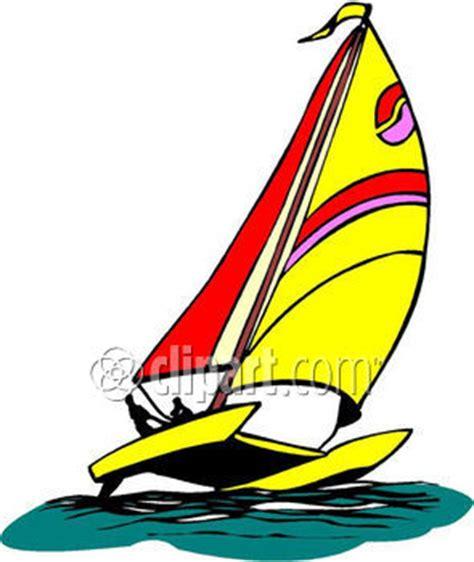boatclipart catamaran clipart image - Catamaran Images Clip Art
