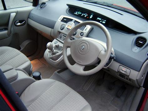 renault scenic 2005 interior the car enthusiast image gallery 2005 renault scenic