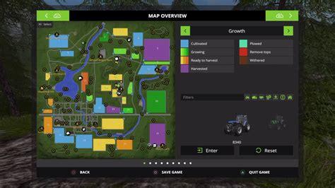 farming simulator 17 easy money gold nugget locations