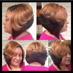 layered bob sew in hairstyles for black for i love this sew in bob sew ins pinterest beautiful bobs and the two