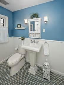 Blue and white bathroom decoration ideas bathroom