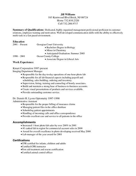 assistant resume sample resume templates for teachers examples of