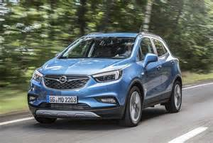 Opel Suv Mokka Opel Mokka X Suv Facelift 2016 Erster Test
