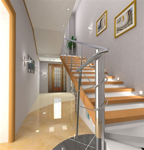 Contemporary Foyer 45 Custom Luxury Foyer Interior Designs
