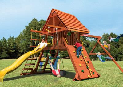 child life swing set childlife playsets swingsets megasets space savers