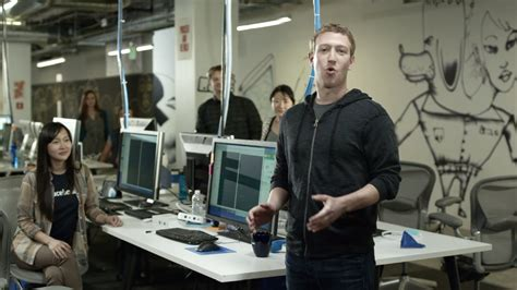 facebook offices mark zuckerberg s new facebook headquarter makes him