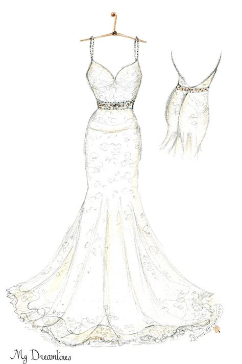 Drawing Dresses by 1000 Ideas About Dress Design Sketches On