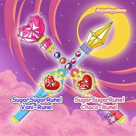Sugar Sugar Rune sugar sugar rune wands by matteopretto on deviantart sugar sugar rune anime