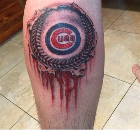 cubs tattoo chicago cubs louisville tattoos