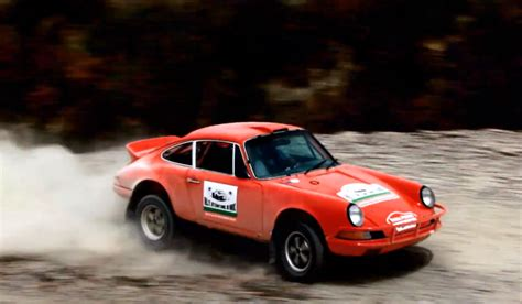 rally porsche 911 historic rallye international du maroc porsche 911