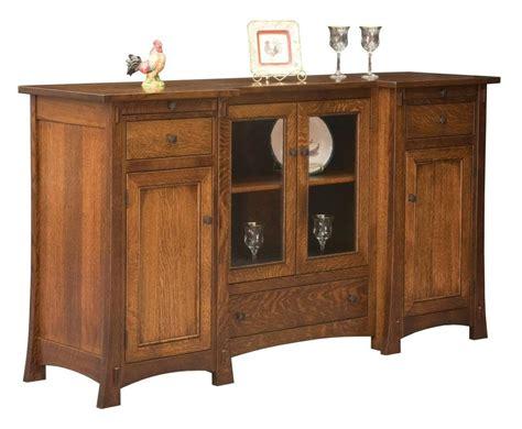 dining room buffet server amish aspen mission sideboard buffet server dining room furniture