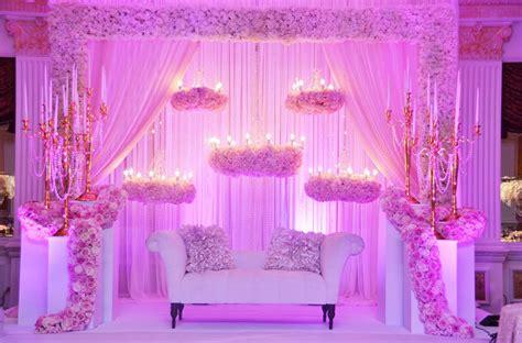 flower decor ideas for weddings at banquet halls in hyderabad