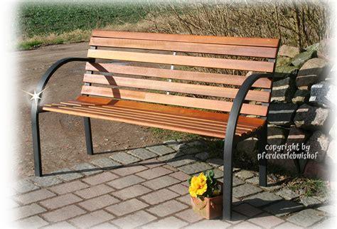 bank outdoor parkbank gartenbank 2 sitzer hartholz sitz bank holz bank