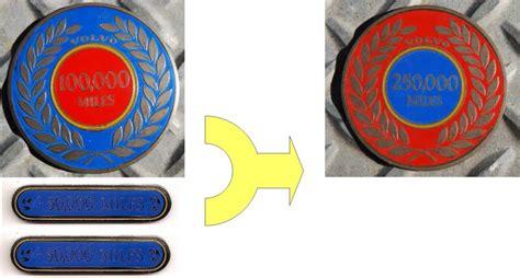 mile high mileage badge volvo forums