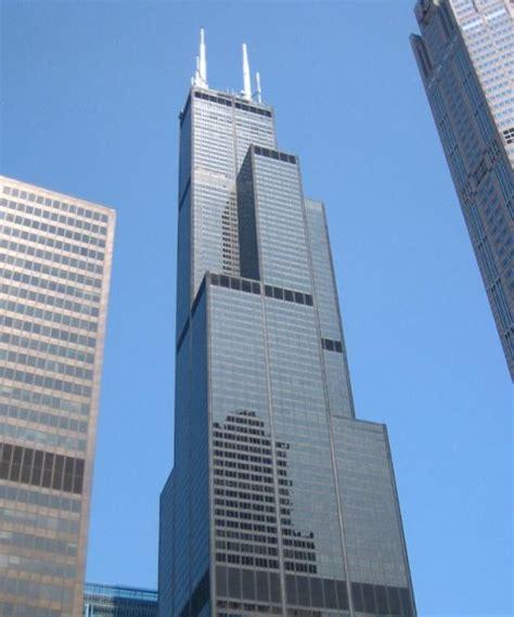 willis tower willis tower sold to blackstone real estate weekly
