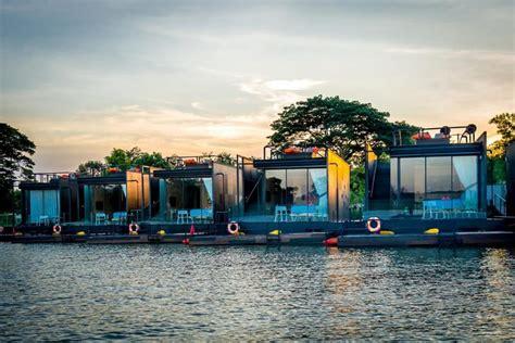 agoda x2 river kwai 5 amazing floating hotels around the world