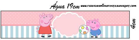 imagenes para decorar cumpleaños de la princesa sofia peppa pig free printable labels and toppers oh my