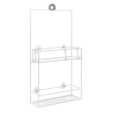 shower caddy bed bath beyond umbra 174 cubiko shower caddy bed bath beyond